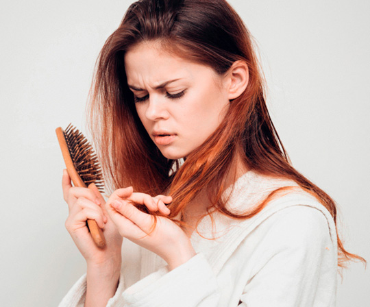 CoViD-19 и выпадение волос